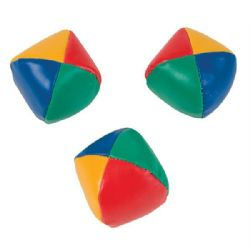 Juggling Balls 21/4'' Set Of 3