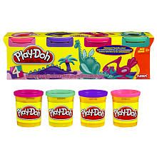 4 Pack Play Dough